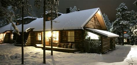 Levi Log Cabins Lapland by Levi Log Cabins Levi Lapland Finland Ski Holidays Inghams