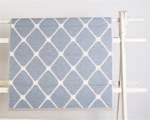 Pale Blue Rugs Woven Rug Large Pale Blue