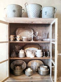 Dining Room Hutch Organization China Cabinet Organization Ideas On China