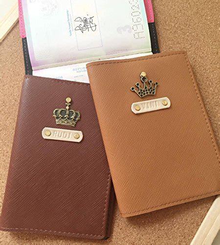 Passport Holder Mirror Quality Limited passport cover persoanlized passport cover personalise passport traveller documents