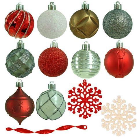 martha stewart living holiday shimmer glass set ornament