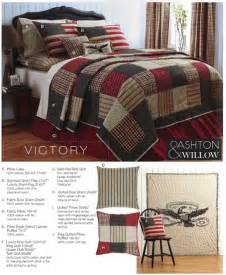 Delectably yours home interiors and decor new victory patchwork quilt