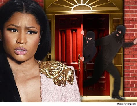 nicki minaj house nicki minaj s house hit in 200k burglary tmz com