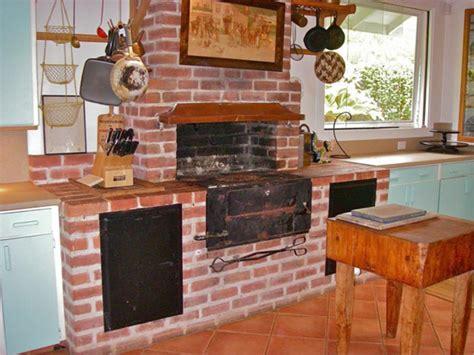 Kitchen Bread Oven ジブリ風 木 タイル レンガを使った温かい雰囲気のキッチン43 賃貸マンションで海外インテリア風を目指すdiy