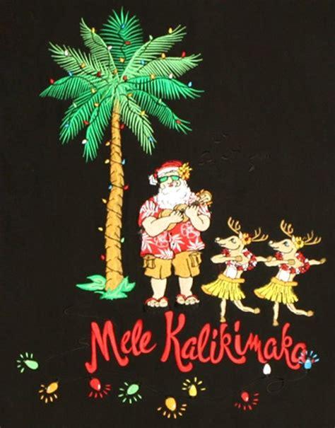 hawaiian christmas christmas  hawaii  island style christmas beach christmas