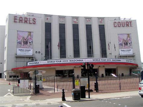 earls court concerts concert venue earls court uk