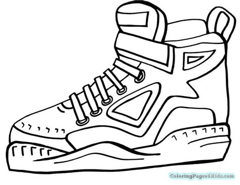 nba shoes coloring pages stephen curry basketball shoes coloring pages coloring