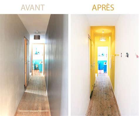 Diy Kitchen Renovation relooking du couloir trop long et sombre t 234 te d ange