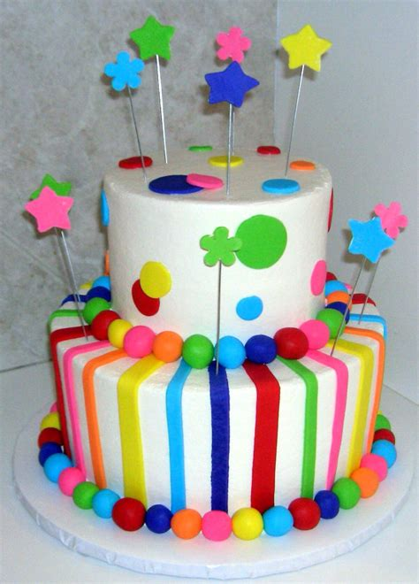 cake colors multi color cake cakes colors themes