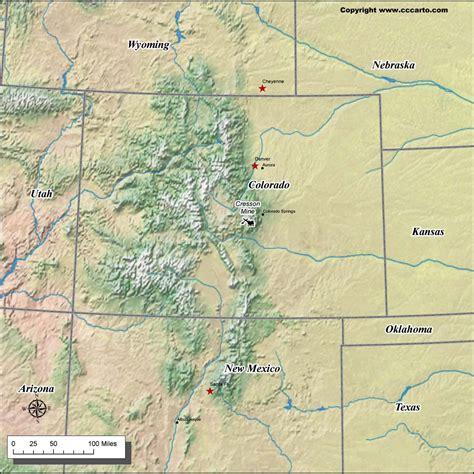 map of colorado gold colorado gold mines map