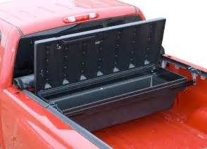 3 times when a tool box in your truck bed will be