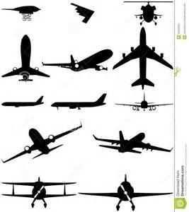 icons logos airplane helicopter stock vector image 52163384
