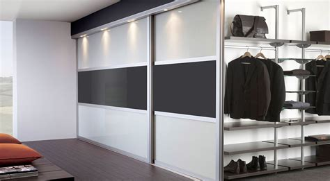 Supply Only Fitted Wardrobes by Sliding Wardrobes Reface Scotland