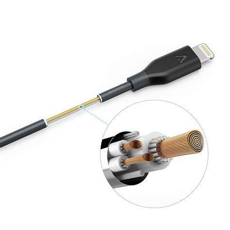 anker g 252 nstiges robustes lightning kabel made for iphone - Anker Kabel