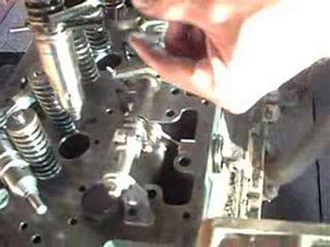 cat 3116 fuel injector adjustment #1 youtube