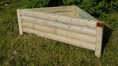 Triangular Kitchen Island triangular garden planter the wooden workshop oakford