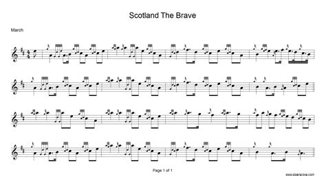 Scotland The Brave by The Pipers Cove Scottish Giftware Jewelry