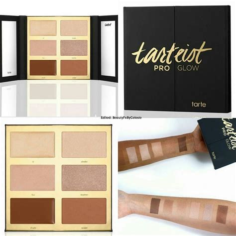 Tarte Pro Glow tarte tarteist pro glow palette ckm makeup