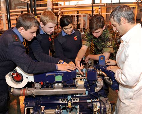 sultans engineers  southern area sea cadets efforts  gain qualification royal navy