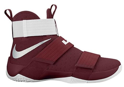 Lebron Soldier 11 Cavs Maroon nike lebron soldier 10 tb colorways sole collector