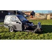 Reliant Trike Tri Pod Custom Hot Rod Car For Sale