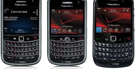 Hp Bb Bold 9650 Verizon verizon updating blackberry bold 9650 curve 8530 and tour 9630 today slashgear