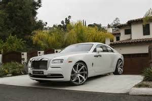 Custom Rolls Royce Wraith Custom Wheels Tires Official Page 3