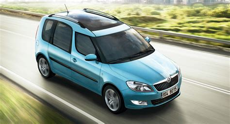 Skoda Roomster 2016 by Skoda Reportedly Delays Next Roomster Mpv For 2016
