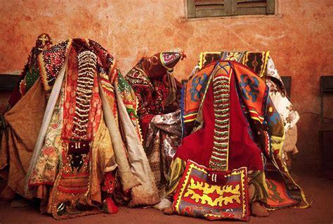 tende perline colorate voodoo festival in benin 187 tripfreakz