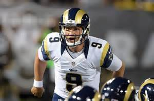 Davis St Louis Rams Cleveland Browns Expected To Sign Qb Davis