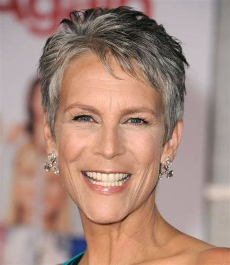 short haircuts with lift at the crown 23 short haircuts styles and trends jamie lee curtis