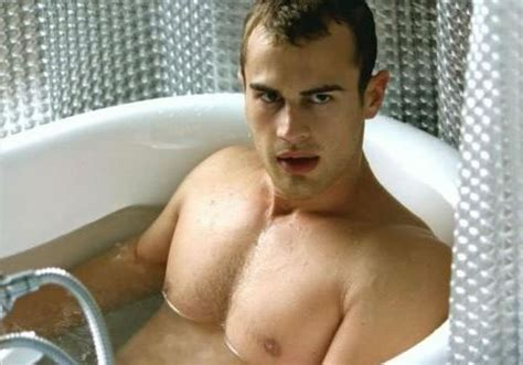 theo james bathtub theo james golden boy shirtless pics man crush