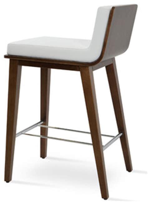 bar stools dallas tx plywood walnut finish corona wood counter stool dallas