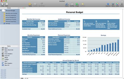 Numbers Budget Template search results for spreadsheet budget exles