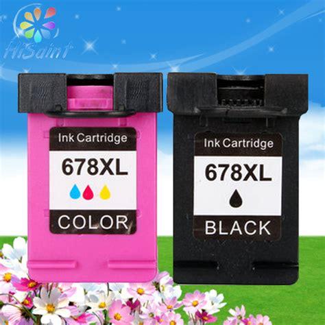 Catridge Hp678 Colour hp 1515 printer promotion shop for promotional hp 1515