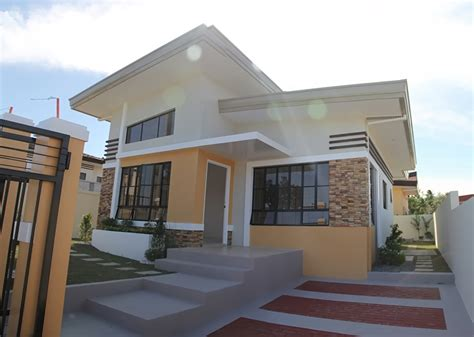 House Design Davao Philippines Ilumina Estates 3 Br Bungalow House And Lot Communal
