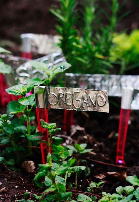 cute diy plant marker ideas  container gardeners
