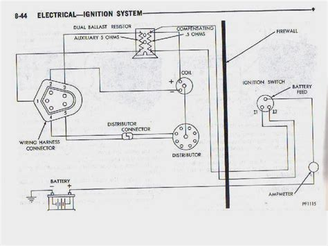 dodge ballast resistor ohms dodge electronic ignition wiring diagram dodge get free image about wiring diagram