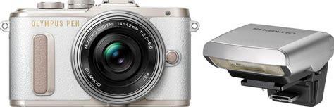 Kamera Olympus 8 Megapixel olympus e pl8 system kamera 14 42mm ez pancake pancake 16 1 megapixel 7 6 cm 3 zoll display