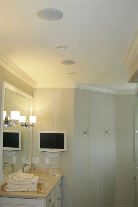 Speakers In Bathroom Ceiling by 8 Quot W8 Quot Weather Proof Ceiling Speakers Ice800wrs Pair