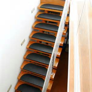 Stair Tread Grips by Quot Grip Tight Quot Rubber Stair Treads