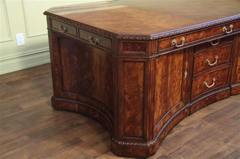 high end executive desks leather top partners desk high end office furniture