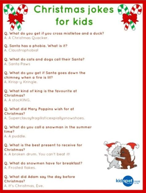 28 best christmas bon bon jokes 7 free printable