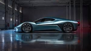 China Fastest Electric Car Nurburgring Record Broken By Nio Ep9 Electric Supercar