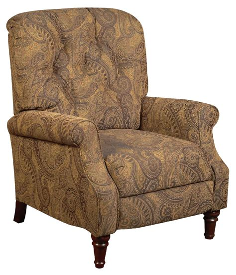 american furniture recliner american furniture recliners cottage styled recliner with