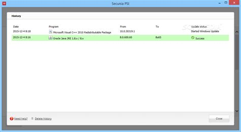 Secunia Personal Software Inspector Download