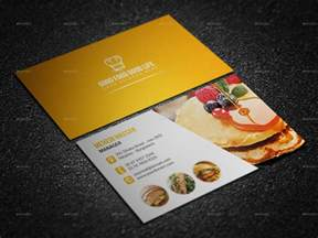 business card for restaurant restaurant business card by mehedi hassan graphicriver