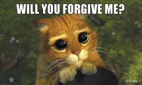 Forgive Me Meme - udder chaos