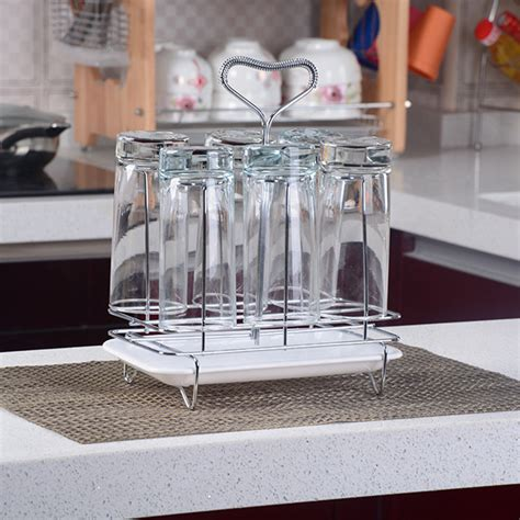 Water Bottle Drying Rack by Compare Prices On Water Glass Holder Shopping Buy