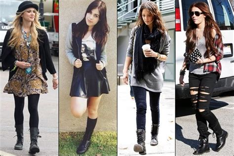 wear mid calf boots in various styles and heights